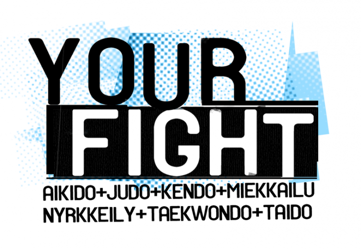your fight banner 2013