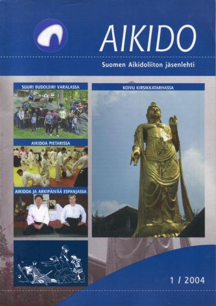 Aikido-lehti 1/2004
