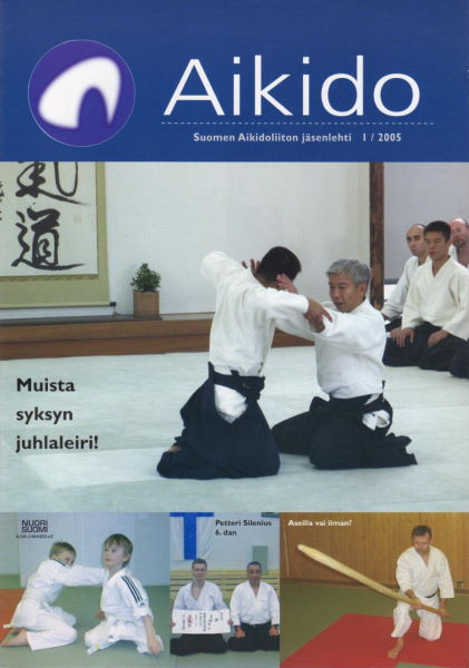 Aikido-lehti 1/2005