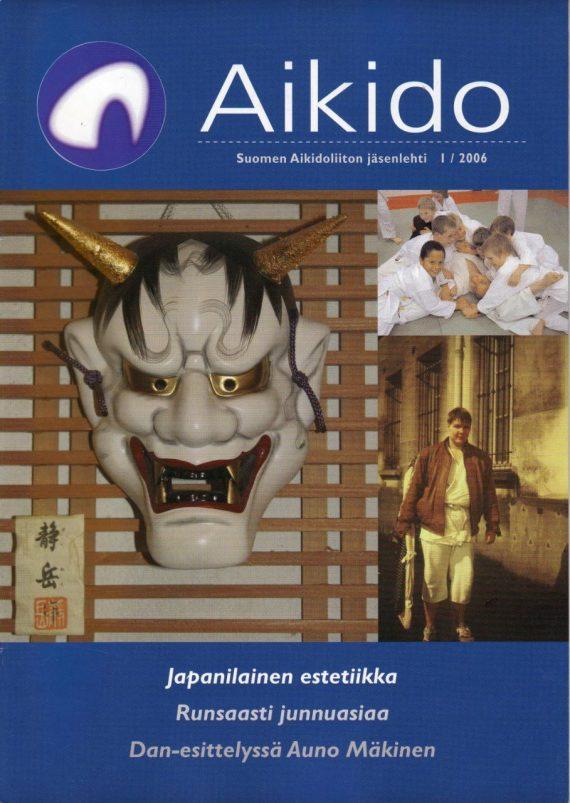 Aikido-lehti 1/2006