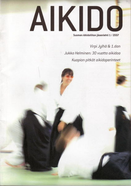 Aikido-lehti 1/2007