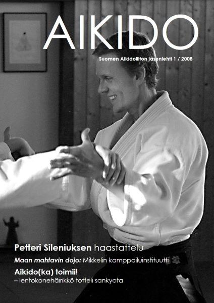 Aikido-lehti 1/2008