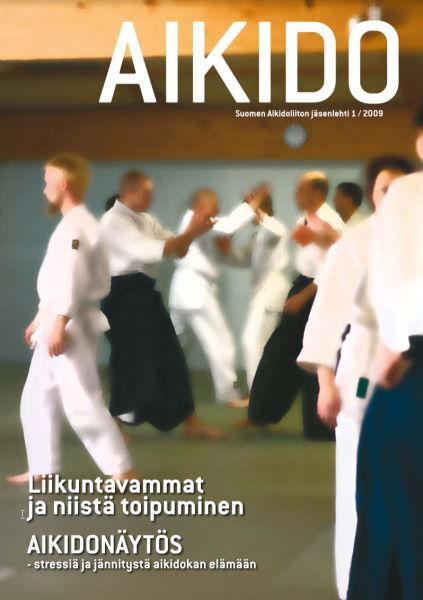 Aikido-lehti 1/2009
