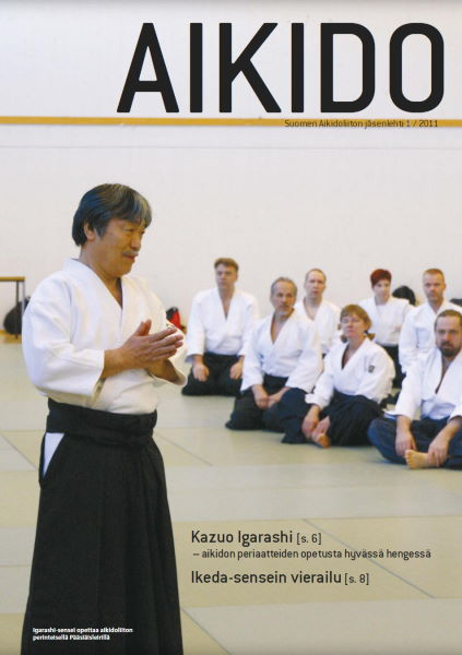 Aikido-lehti 1/2011