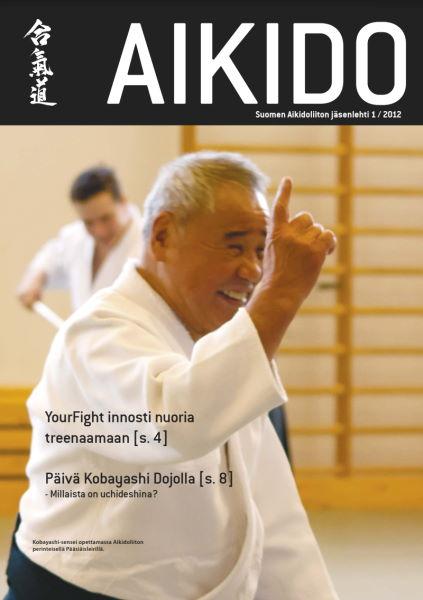Aikido-lehti 1/2012
