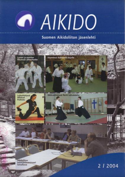 Aikido-lehti 2/2004