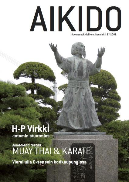 Aikido-lehti 2/2008