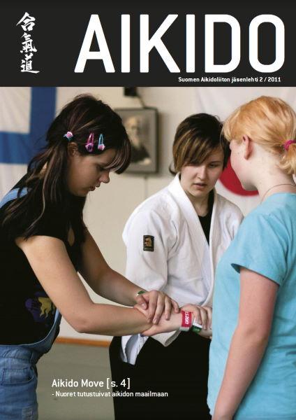Aikido-lehti 2/2011