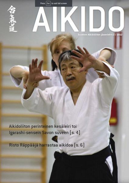 Aikido-lehti 2/2012
